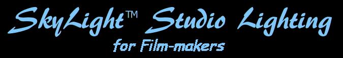 Studio Lighting for Film-makers!